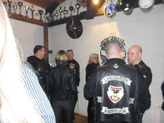 Earl of Road MC Saison Start Party 2015